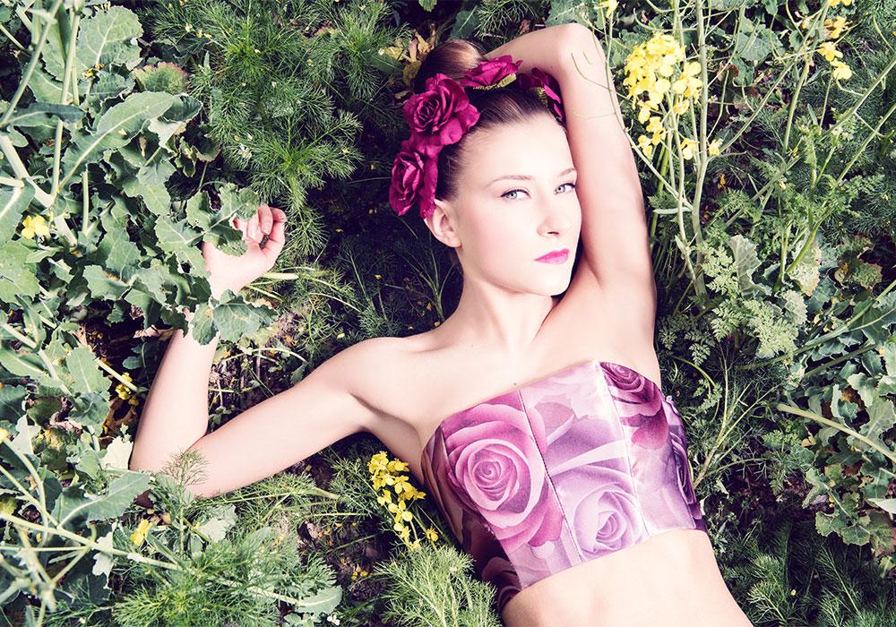 Fashion Fotoshooting Editorial Fotograf Schwerin Stephanie Mottl Model